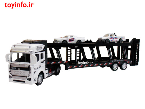 کامیون حمل ماشین های کوچک
