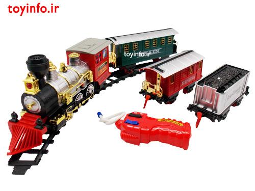 قطار سه واگن دار