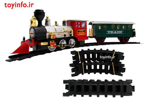 قطار و ریل ها