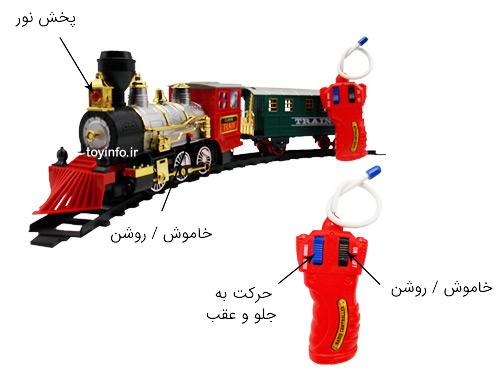 جزییات وسیله نقلیه