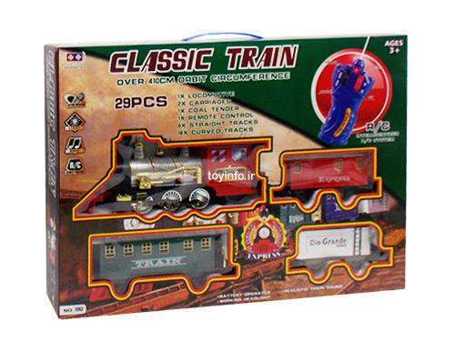 قطار کنترلی کلاسیک