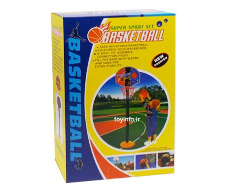 بسکتبال پایه دار, اسباب بازی ورزشی