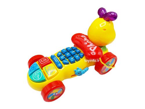 تلفن کرمی