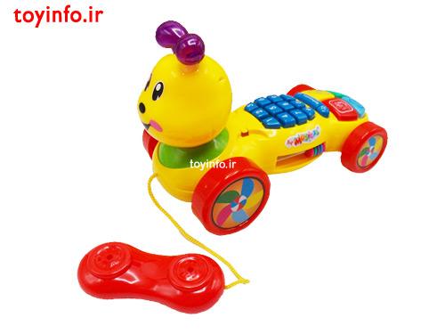 تلفن عروسکی , اسباب بازی خردسال