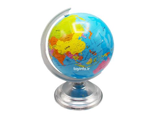 کره جغرافیا برای آشنایی با مناطق