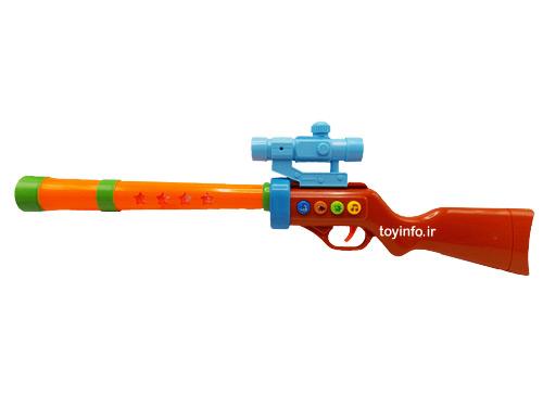 اسلحه لیزری شکاری