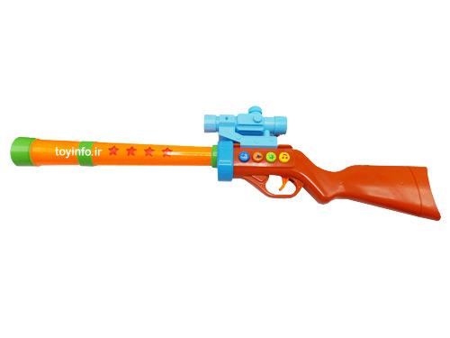 تفنگ لیزری شکاری , اسباب بازی خردسال
