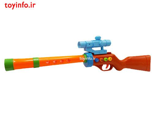 اسلحه موزیکال لیزری