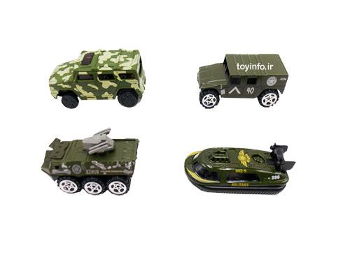 ست ماشین های نظامی