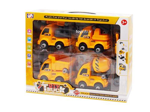 کامیون های لگویی