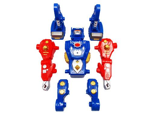 جعبه اسباب بازی ربات