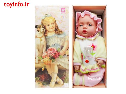 عروسک نوزاد تپلی