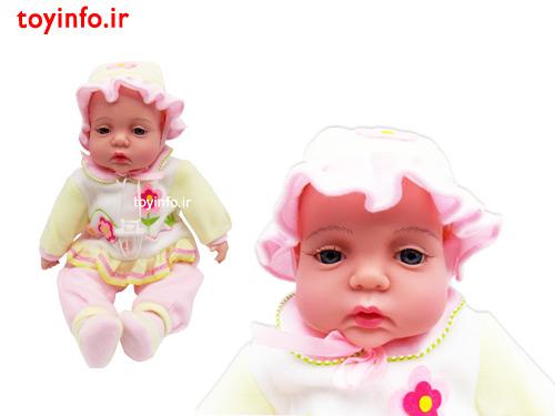 عروسک نوزاد تپلی ، اسباب بازی دخترانه