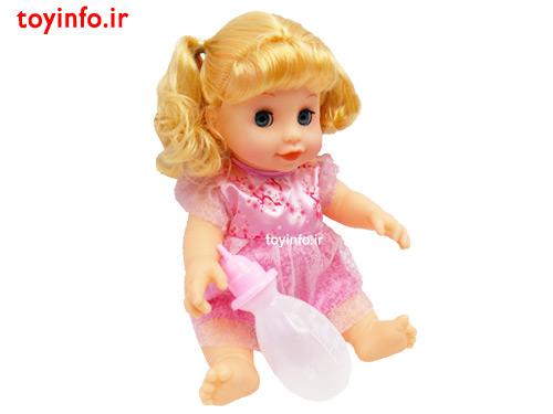 عروسک در حالت نشسته