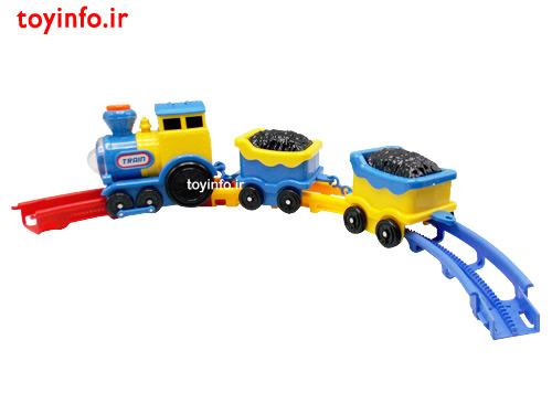 قطار چراغ دار ، اسباب بازی نشکن