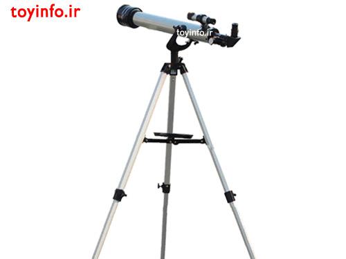 تلسکوپ پایه دار ، تلسکوپ بزرگ