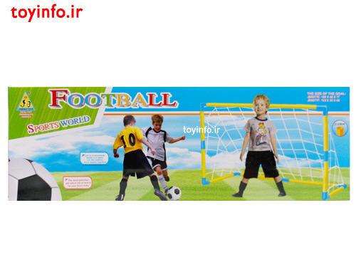 دروازه فوتبال کودک
