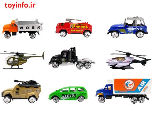 ماشین های کوچک پسرانه