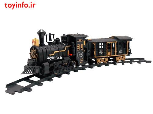 قطار ریلی بزرگ