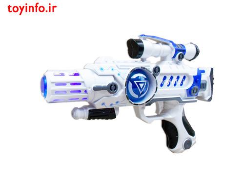 اسلحه چراغ دار