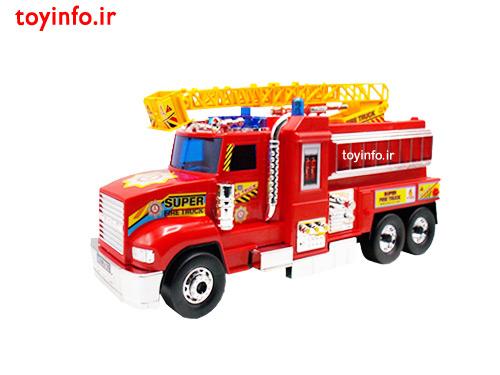 ماشین آتش نشانی بزرگ