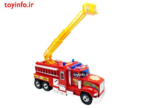 ماشین آتش نشانی ، ماشین بزرگ