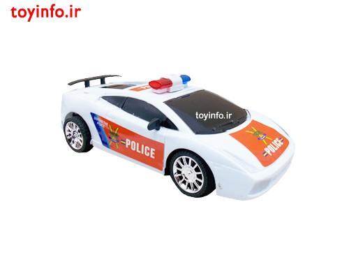 ماشین پلیس کنترلی