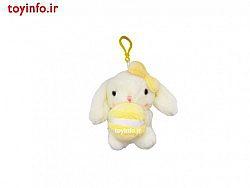آویز خرگوش زرد