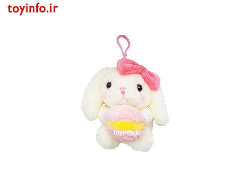 عروسک آویز خرگوش
