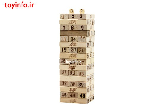 برج جنگا چوبی