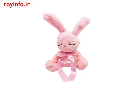 عروسک خرگوش بسته
