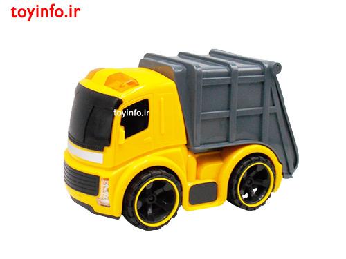 ماشین حمل زباله