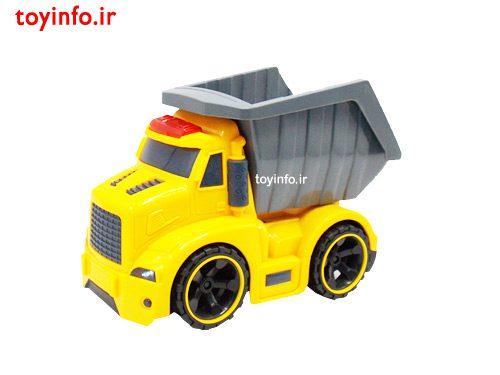 کامیون خاکبرداری