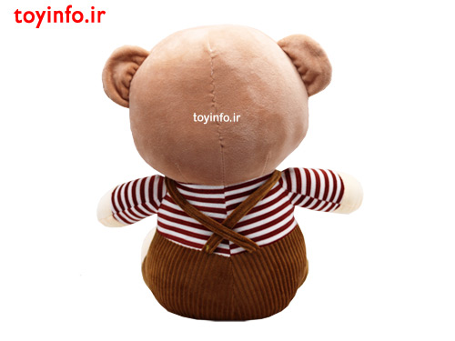عروسک خرس کبریتی