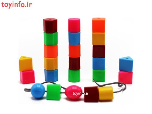 بازی فکری ریسمانک , اسباب بازی دخترانه و پسرانه مناسب برای کودکان خردسال