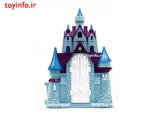 قصر یخی فروزن