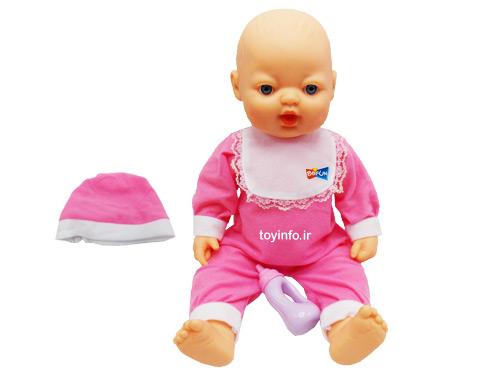 عروسک اسباب بازی نوزاد متحرک