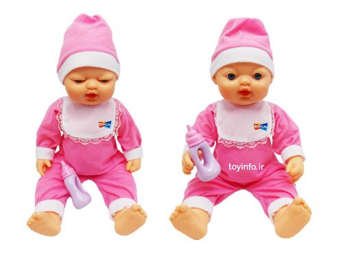 عروسک نوزاد متحرک