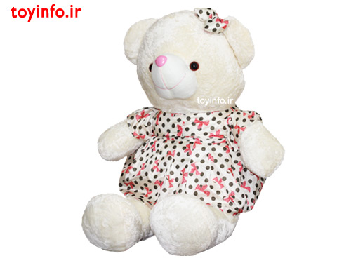خرس لباس خالخالی