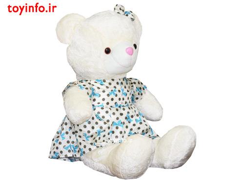 عروسک خرس 1 سانتی متری