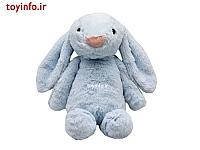 عروسک خرگوش پولیشی گوش دراز