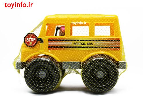 ماشین اتوبوس مدرسه