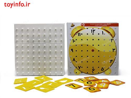 زاویه جانبی از جعبه ریاضیدان کوچولو