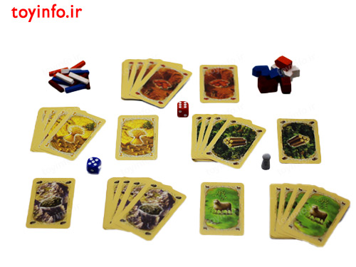 بازی کارتی رومیزی , بازی فکری کاتان