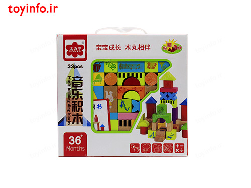 بلوک چین چوبی
