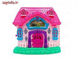 اسباب بازی کلبه عروسکی با لوازم