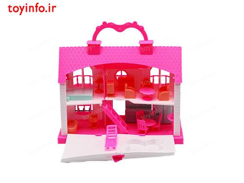 خانه عروسکی دو طبقه