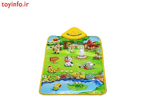 اسباب بازی های موزیکال برای نوزادان