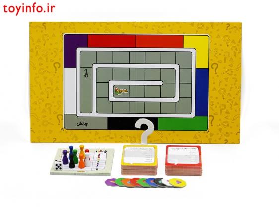 جعبه بازی فکری سوژه