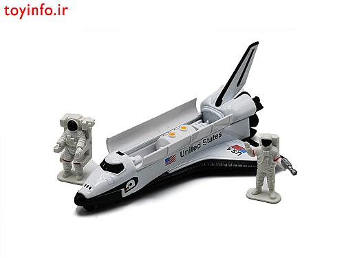شاتل و فضانورد , اسباب بازی موتورمکس